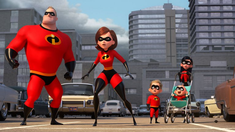 "The Incredible ""Incredibles"""