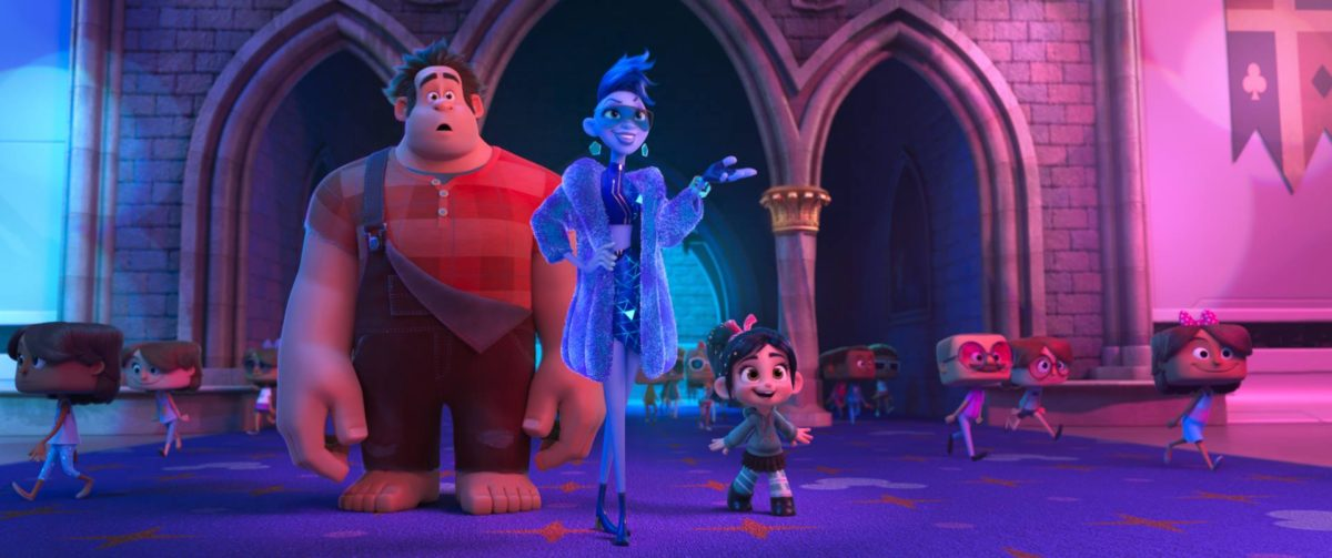 "Review: ""Ralph Breaks the Internet"""