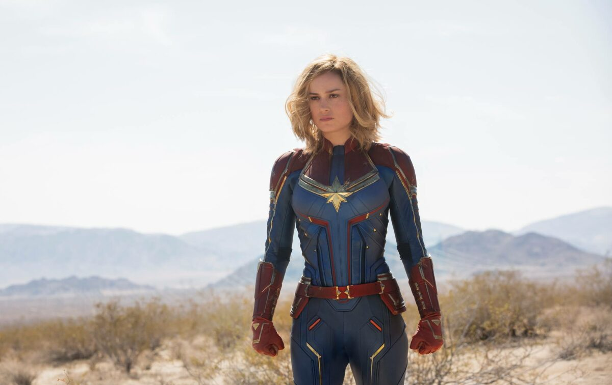 "Review: ""Captain Marvel"""